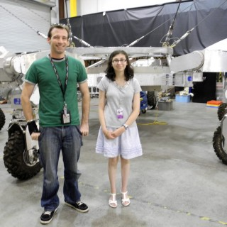 Rachel C and Josh S 2012